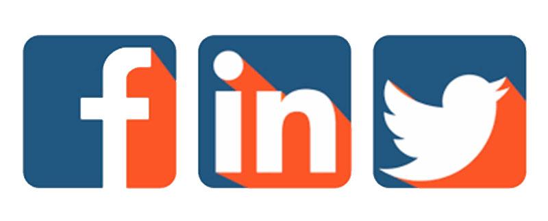 Hablemos un poco de facebook, linkedin, twitter